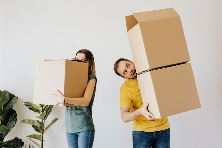 Moving in with significant other